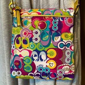 🎉 Host Pick- Coach Poppy Crossbody Bag